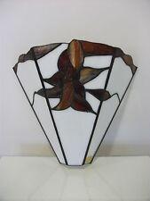 TILCH - Tiffany Wandleuchte / Tiffanywandlampe / Handwerkskunst / Glas / Handarb