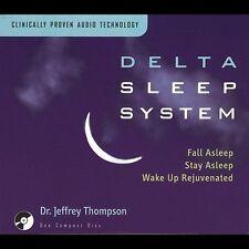 CD Delta Sleep System Dr Jeffrey Thompson brainwave audio nature relaxation
