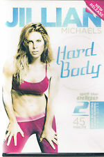 Jillian Michaels  Hard Body  DVD  New And Sealed