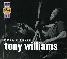 Mosaic Select: Tony Williams by Tony Williams (Drums) (CD, Apr-2007, 3 Discs,...