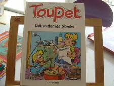 TOUPET T6 BE/TBE FAIT SAUTER LES PLOMBS