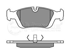 FOR BMW E46 316 318 320 325 FRONT MEYLE GERMANY BRAKE PADS & WEAR WIRE SENSOR