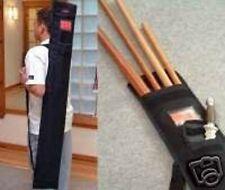 Large Multi Weapons Case Bag Bo Jo Staff Bokken Sword Tai Chi Shinai Carry Kit
