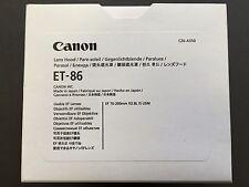 Canon Lens Hood ET-86 6746A001AA EF 70-200mm F2.8 L IS USM from JAPAN
