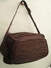 -AUTHENTIQUE sac de voyage - week-end   cuir TBEG vintage  bag