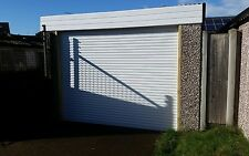 roller garage door ( before and after ) pictures please look at our other items