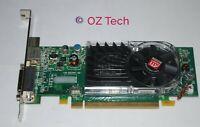 LOT OF 10 Dell ATI Radeon HD 3450 256MB DDR3 Video Card 0X399D DMS-59 / S-Video