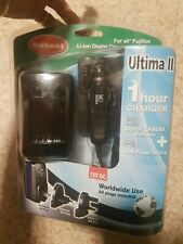 Hahnel Ultima II 1 Hour Charger for Nikon Batteries brand new