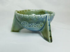 Vintage Small Irish Porcelain Salt Bowl Cauldron Ireland