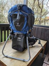 Deuter Kid Comfort 2 Kraxe / Kindertrage Wie Neu