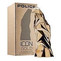 Police Icon Gold, 125ml Eau de Parfum Spray Men Perfume