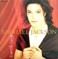 Michael Jackson CD Single Earth Song - Europe (VG/G)