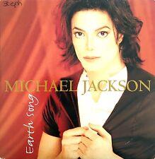Michael Jackson CD Single Earth Song - Europe (VG/G)