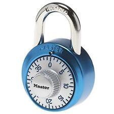 Master Lock 1561dast Locker Lock Combination Padlock 1 Pack Assorted Colors