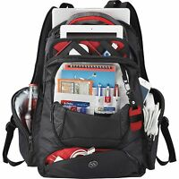 elleven Vapor Checkpoint-Friendly Compu-Backpack executive travel study aboard