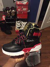 Fabolous X Patrick Ewing x Packer Shoes Aloysius Collab 33 Hi Black sz 8