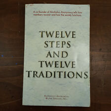 Twelve Steps and Twelve Traditions by Anonymous (2002, Paperback, Reprint)