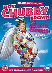 Roy Chubby Brown: The Second Coming [DVD] - DVD  CCVG The Cheap Fast Free Post