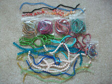 LARGE SELECTION OF STRANDS OF NEW BEADS - FREE POSTAGE