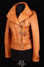 Cappotti e giacche da donna marrone cerniera , Taglia 46
