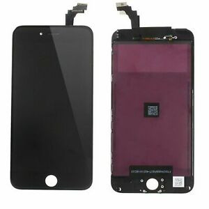 Lcd Touch Screen Ricambio Display Tecnologia JK5 Apple Iphone 6 Plus A1522 Nero