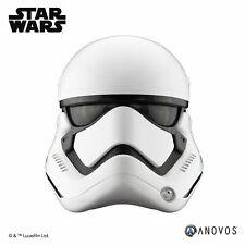 "1:1 Anovos Star Wars TFA First Order ""STORMTROOPER"" Standard ABS Plastic Helmet"