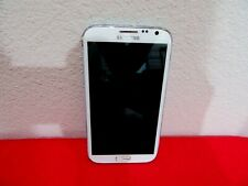 Samsung Galaxy Note II SCH-I605 - 16GB Mble Wht (Verizon) Smartphone Parts Only