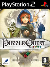 Playstation 2 PUZZLE QUEST CHALLENGE OF THE WARLORDS Neuwertig