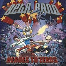 THE BETA BAND - HEROES TO ZEROS (LP+CD)   VINYL LP NEU
