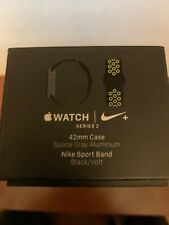 Apple Watch Series 2 Nike+ 42mm EMPTY BOX Only NO WATCH / No Accessories