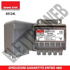 EMME ESSE FILTRO PASSA BANDA LTE CH 5-60 DA PALO COD. 83124L