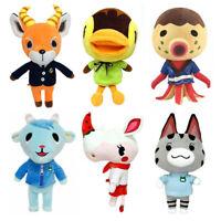 NEW Animal Crossing Horizons Zucker Sherb Lolly Molly Plush Toys Doll Xmas Gifts