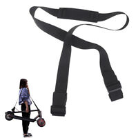 Scooter Skateboard Carrying Handle Shoulder Straps Belt for Xiaomi Mijia M365 QN