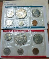 1978 U S Mint  Set  #M1978