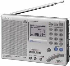 Sony ICF-SW7600GR AM/FM Shortwave World Band Receiver Radio