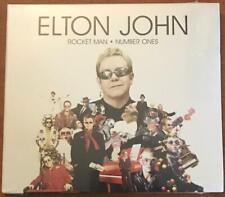 ELTON JOHN: Rocket Man ; Number Ones BRAND NEW CD