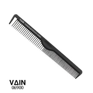 EXJ - Salon Professional Hairdressing Carbon Anti static Cutting Comb - 06900