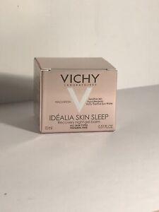 Vichy Laboratoires Idealia Skin Sleep Recovery Night Gel Balms 15ml
