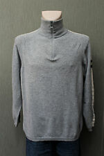 Marc O'Polo Herren Pullover M grau Wolle Z11