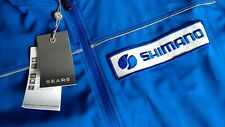 Shimano Hybrid Stretch Rain Jacket, XL, Windproof Breathable 3M Fishing Cycling