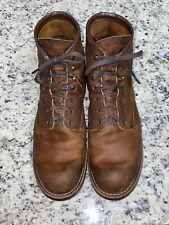 Red Wing Blacksmith 3343 Copper Rough & Tough Boots Size 12D