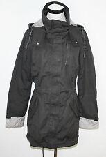 EDC by ESPRIT Jacke Parka Mantel Steel Grey grau Gr. S NEU UVP 119,99€