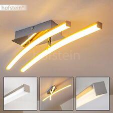 Plafoniera LED potente Lampada orientabile lampadario cromato Luce salone 142447