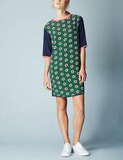 Boden Daisy Colourblock Tunic Dress UK 12R US 8R NWT