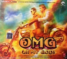 OH MY GOD - OMG - NEW BOLLYWOOD ORIGINAL SOUNDTRACK CD SONGS - FREE UK POST