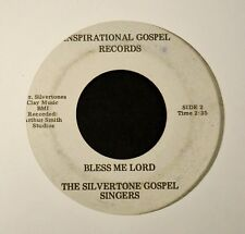 LISTEN MP3 BLACK GOSPEL 45 Silvertone Gospel Singers Inspirational Gospel 1137