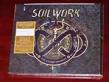 Soilwork: The Living Infinite 2 CD Set 2013 Nuclear Blast Gatefold Slipcase NEW