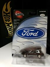 2003 HOT WHEELS 100% FORD SERIES 1965 MUSTANG CONVERTIBLE - J4