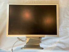 "Apple 20"" Cinema Display A1081 Widescreen LCD Monitor Grade C"