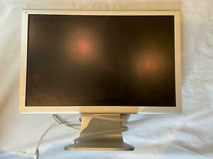 "Apple 20"" Cinema Display A1081 Widescreen LCD Monitor Grade C"